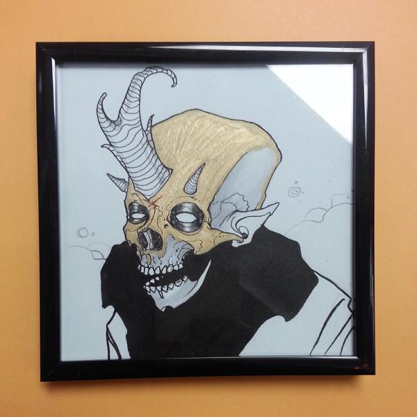 Day 110 framed-1000