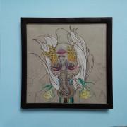Day 218 framed-1000