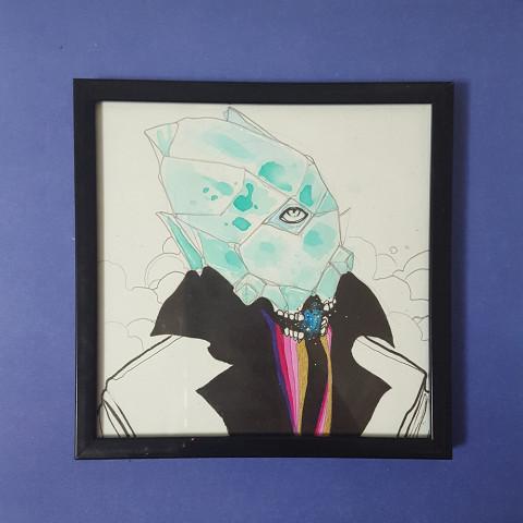Day 315 framed-1000