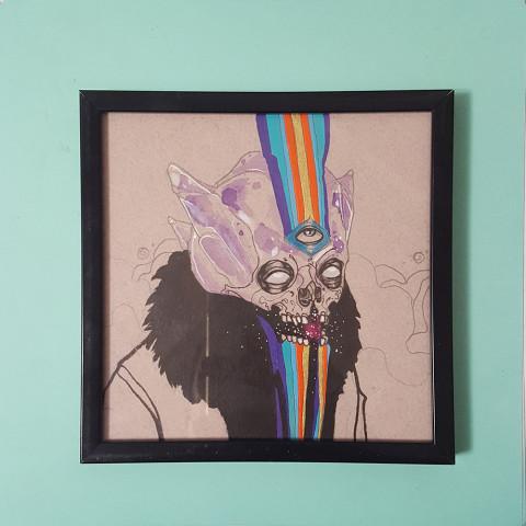 Day 356 framed-1000